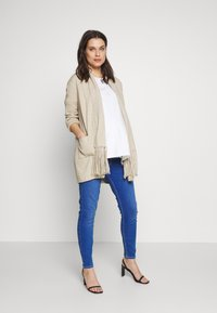 River Island Maternity - MOLLY - Jeans Skinny Fit - blue denim - 1