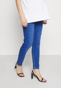 River Island Maternity - MOLLY - Jeans Skinny Fit - blue denim - 0