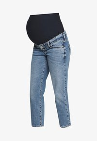 River Island Maternity - Jeans Skinny Fit - dark-blue denim - 3