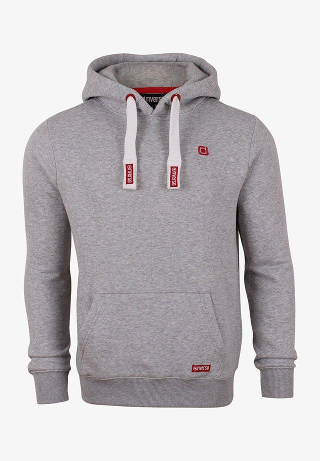 MIT KAPUZE  - Hoodie - light grey
