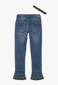 Retour Jeans - VIOLETTA - Slim fit jeans - medium blue denim - 1