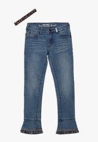 Retour Jeans - VIOLETTA - Slim fit jeans - medium blue denim - 0