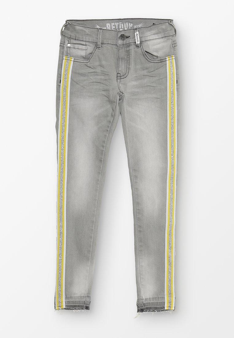 Retour Jeans - VALENTINA - Jeans Slim Fit - light grey denim
