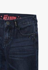 Retour Jeans - LUUS - Skinny džíny - dark blue denim - 3