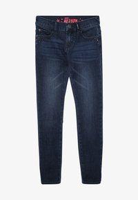 Retour Jeans - LUUS - Skinny džíny - dark blue denim - 2