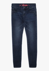 Retour Jeans - LUUS - Skinny džíny - dark blue denim - 0