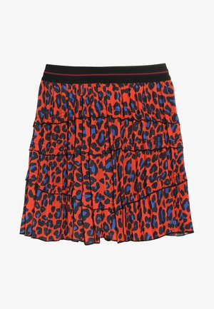 ROSALIE - Mini skirt - flame orange