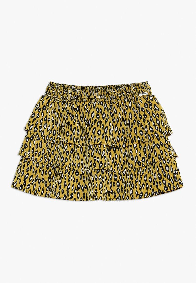 Retour Jeans - AGNESE - Spódnica mini - yellow