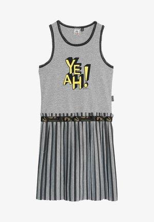 HAYLEY - Jerseykjole - light grey melange