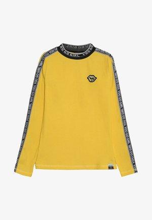 LIEKE - Long sleeved top - yellow