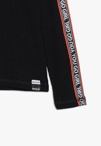 Retour Jeans - LIEKE - Långärmad tröja - black - 3