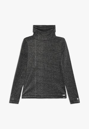 SHORAH - Langarmshirt - black