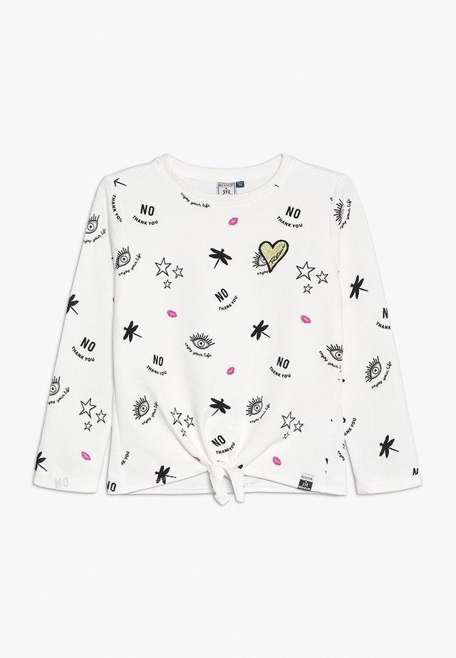 META - Sweatshirts - off white