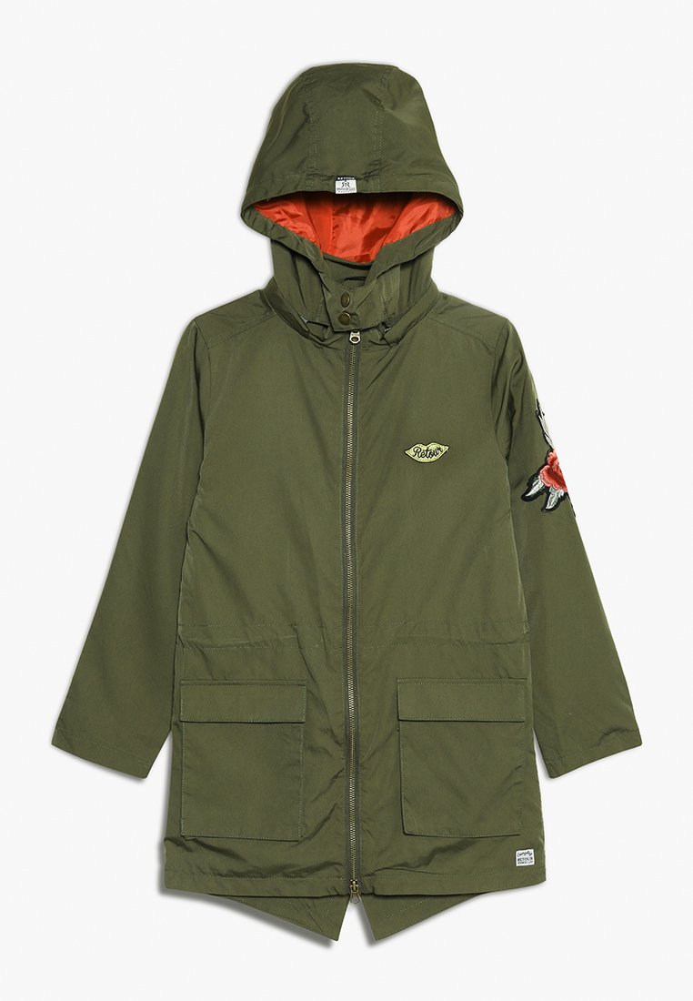 Retour Jeans - CLAUDINA - Parkas - army green