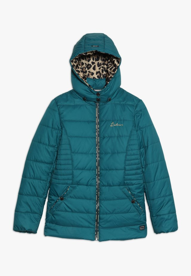 CLARA - Winter jacket - deep teal