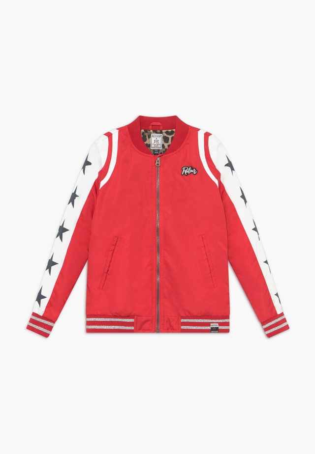 ELLEN - Light jacket - bright red
