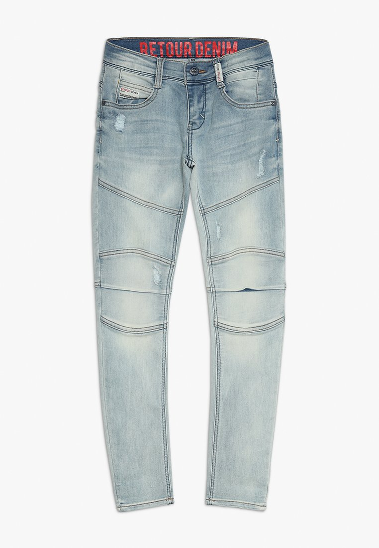Retour Jeans - YVES - Slim fit jeans - light blue denim