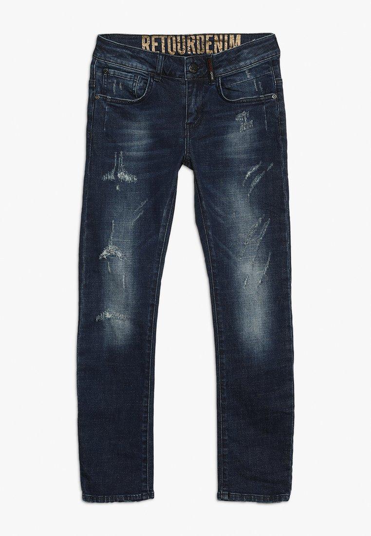 Retour Jeans - LAZARO - Slim fit jeans - raw blue denim