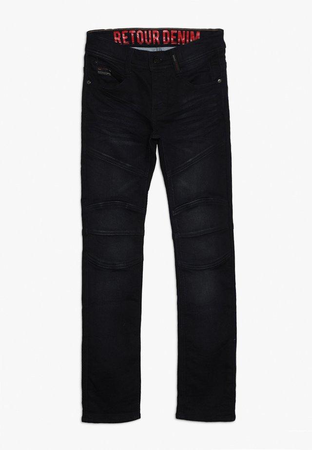 YVES - Jeans Slim Fit - dark blue denim