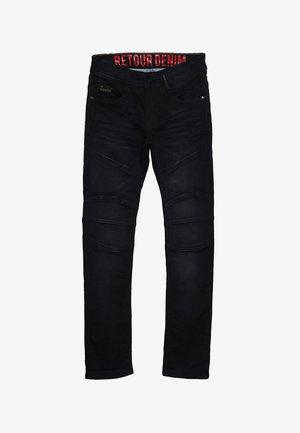 YVES - Slim fit jeans - dark blue denim