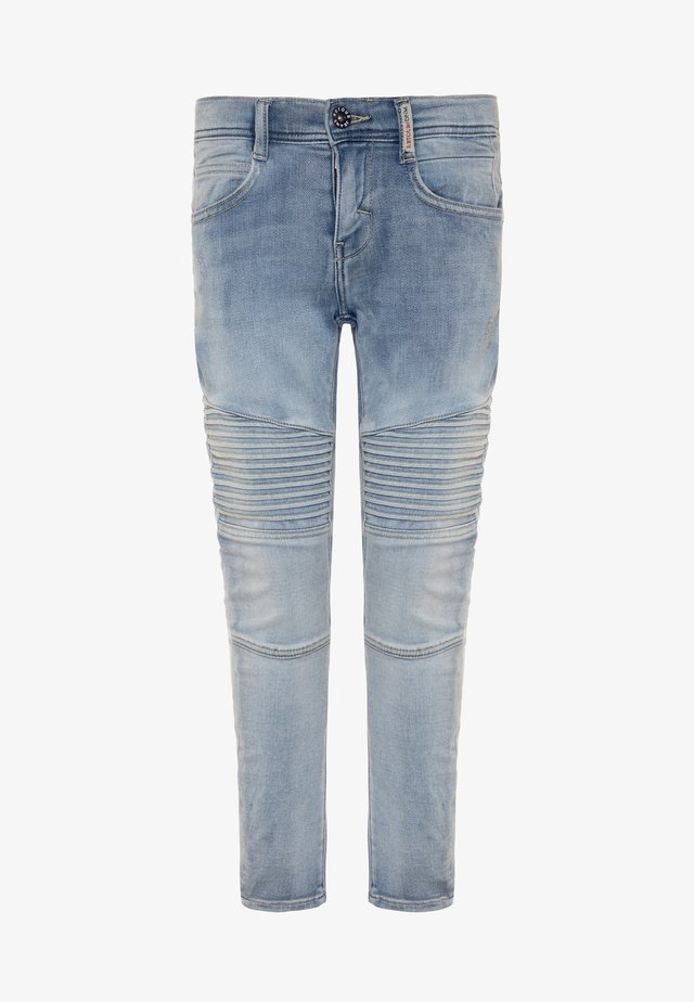 WESLEY - Jeans Slim Fit - light blue denim