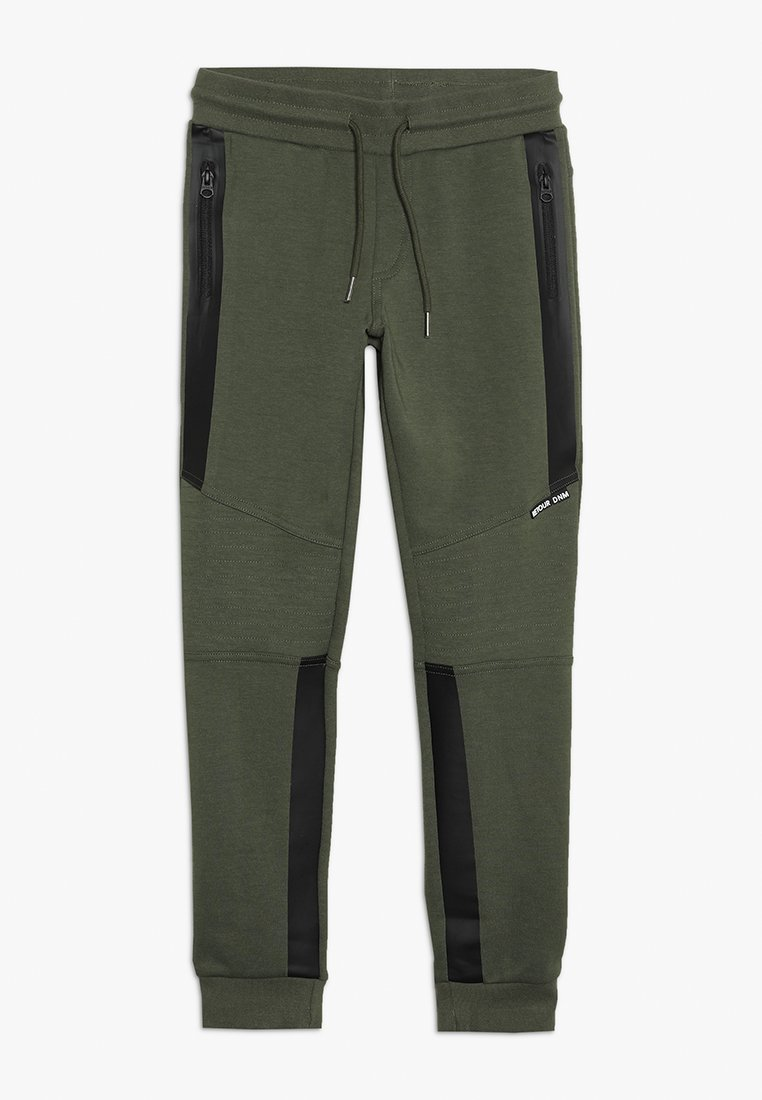 Retour Jeans - VALENTIJN - Pantalon de survêtement - dark green