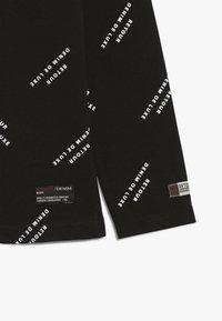 Retour Jeans - PETER - Top sdlouhým rukávem - black - 3