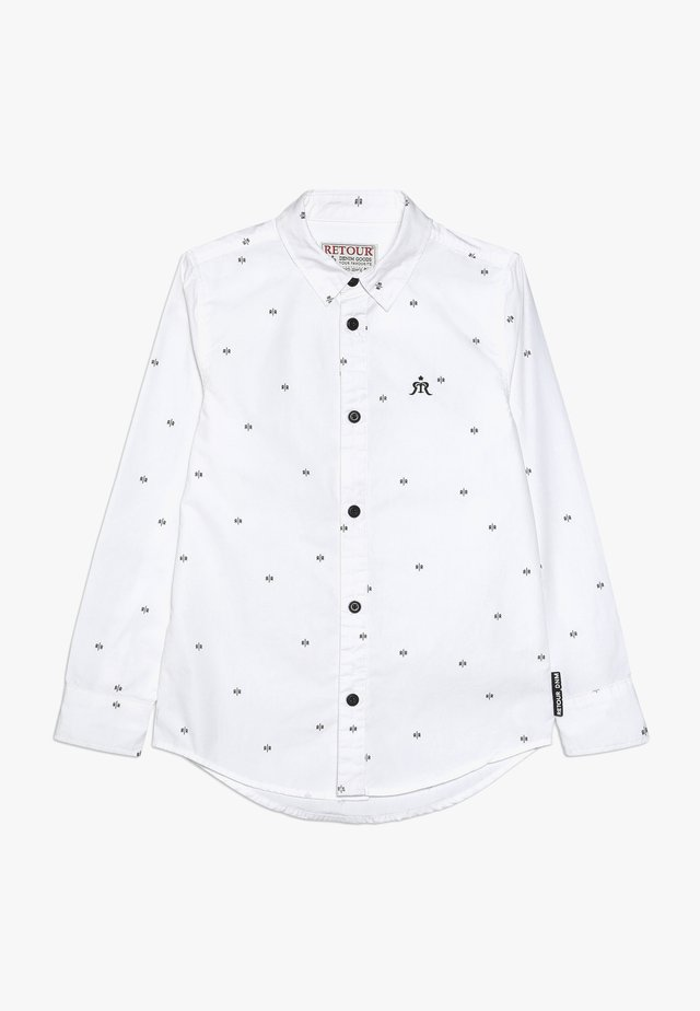 CARSTEN - Shirt - white