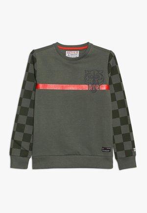 MARK - Sweatshirt - dark green