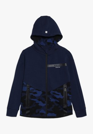 EDO - Chaqueta de punto - dark indigo blue