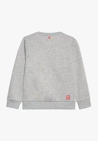Retour Jeans - DIVO - Sweatshirt - cool grey melange - 1