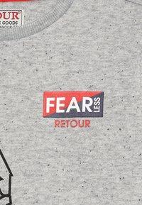 Retour Jeans - DIVO - Sweatshirt - cool grey melange - 4