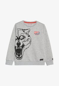 Retour Jeans - DIVO - Sweatshirt - cool grey melange - 3