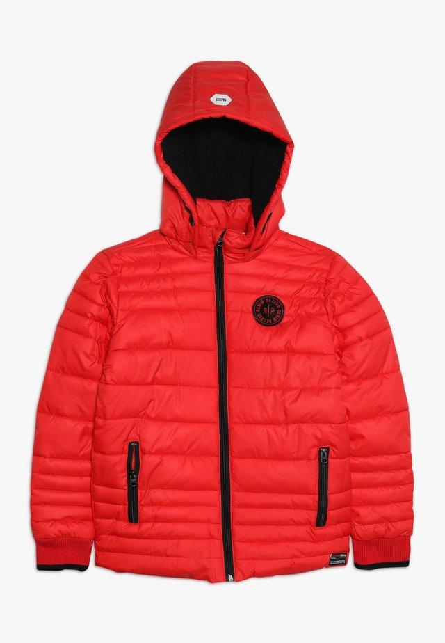 PIM - Zimní bunda - red