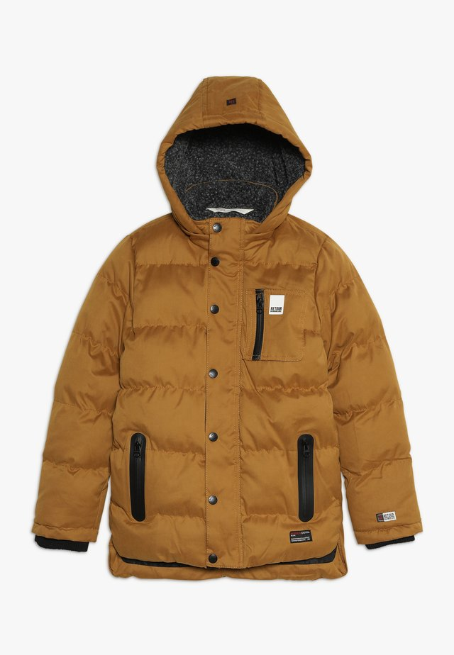 ROMAN - Winter jacket - camel