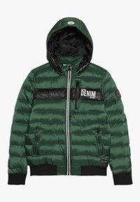 Retour Jeans - LION - Winter jacket - dark teal - 0