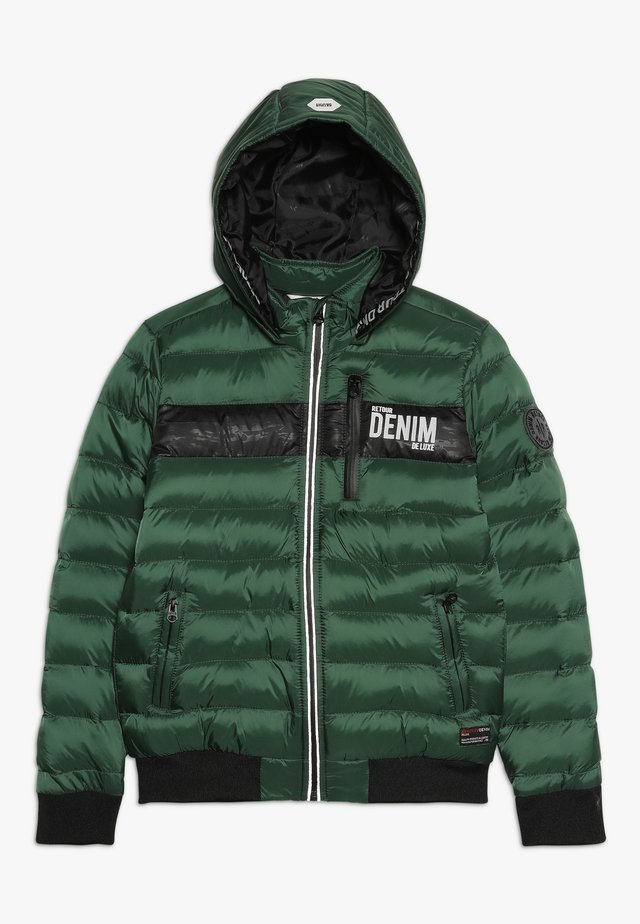 LION - Winter jacket - dark teal