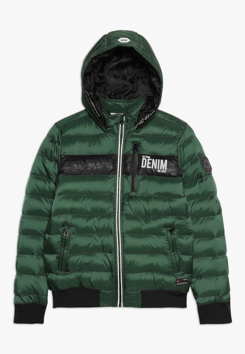 Retour Jeans - LION - Winter jacket - dark teal