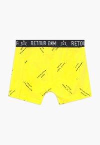 Retour Jeans - RAYMOND 2 PACK - Boxerky - bright yellow - 1