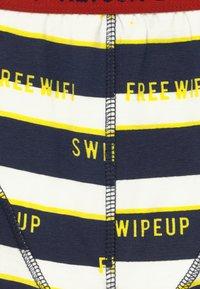 Retour Jeans - RAYMOND 2 PACK - Boxerky - bright yellow - 4