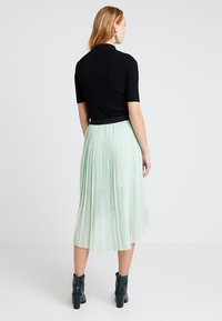 Sparkz - DORETTE HIGH LOW SKIRT - Jupe trapèze - green water - 2