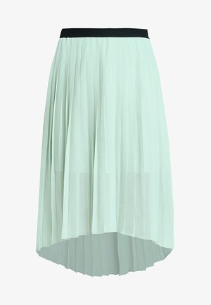 DORETTE HIGH LOW SKIRT - A-line skjørt - green water