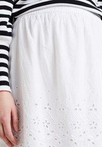 Sparkz - TOLA SKIRT - A-line skirt - white - 3