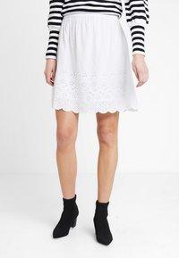 Sparkz - TOLA SKIRT - A-line skirt - white - 0