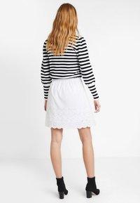 Sparkz - TOLA SKIRT - A-line skirt - white - 2
