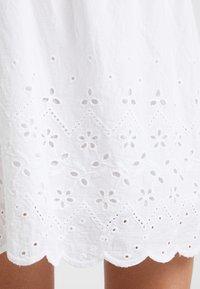 Sparkz - TOLA SKIRT - A-line skirt - white - 5