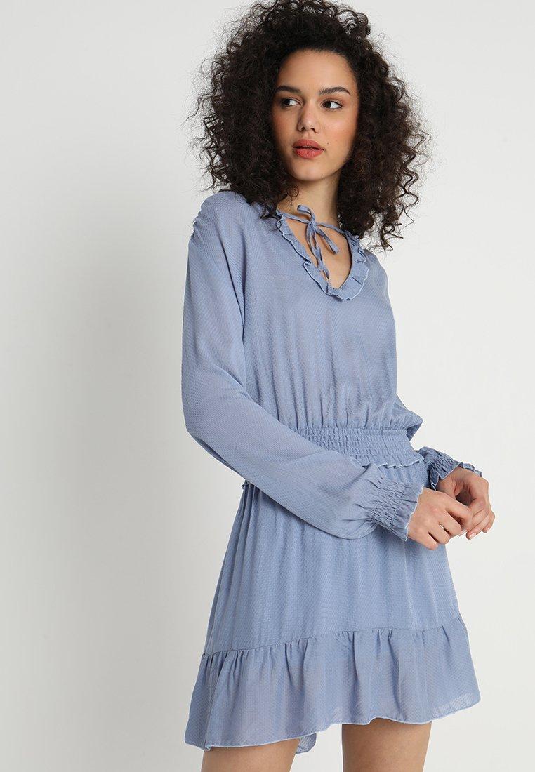 Sparkz - PIA DRESS - Freizeitkleid - misty blue