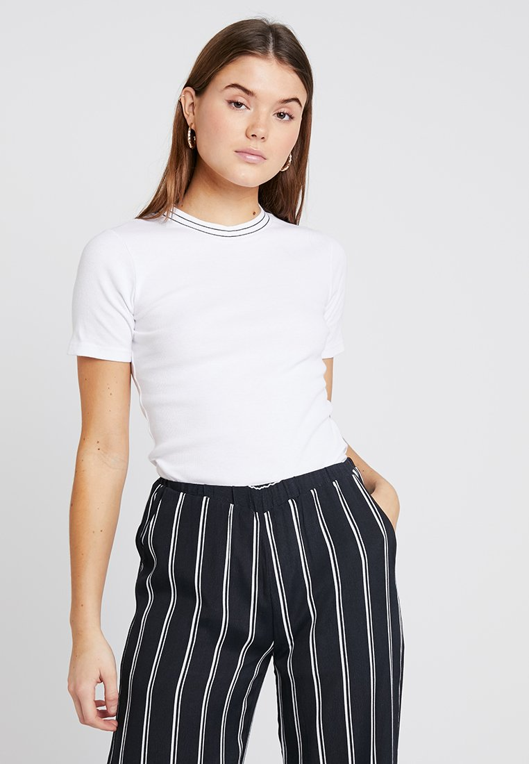 Sparkz - TAMAR TEE - T-shirts - white