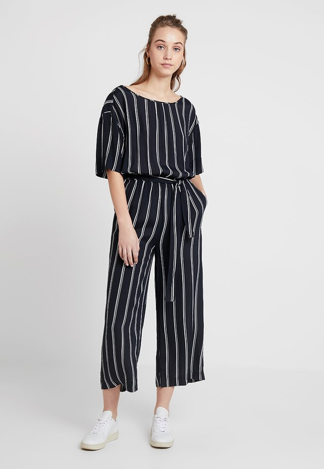 TULA STRIPE - Jumpsuit - black