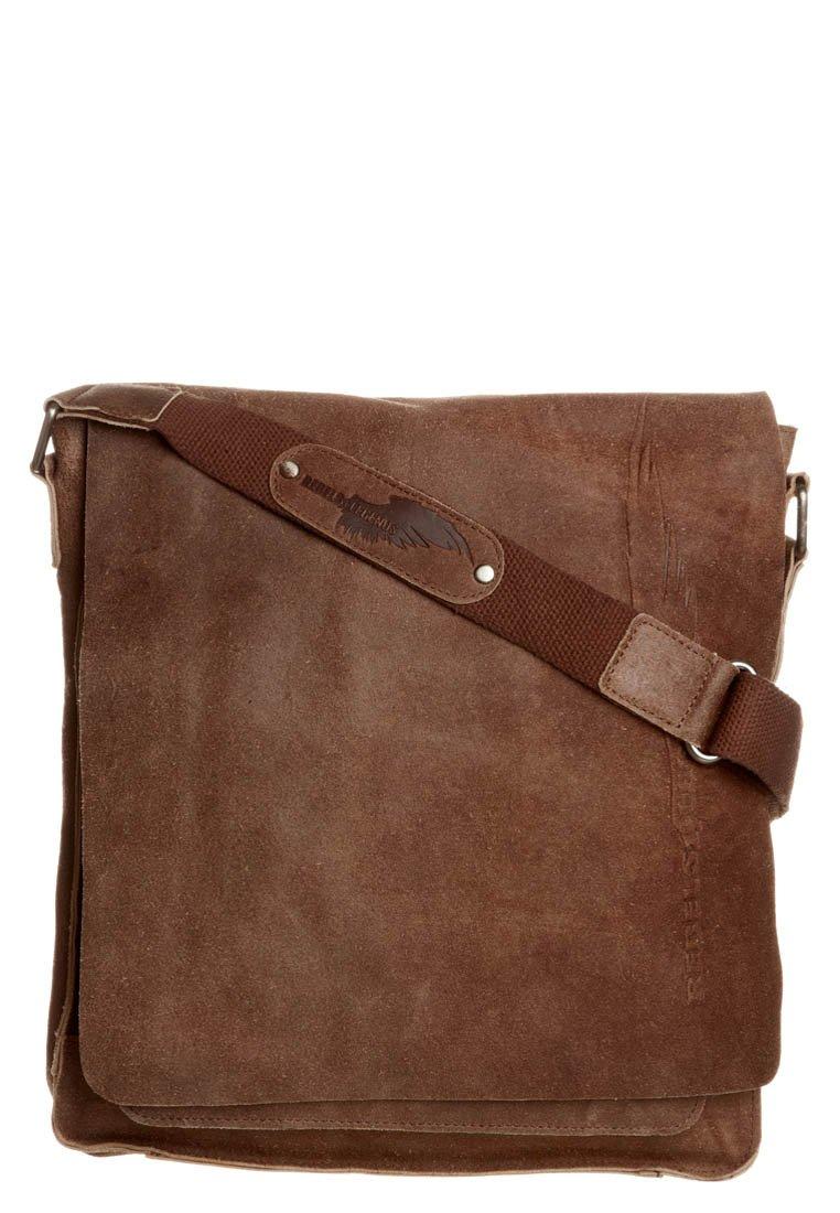 Rebels & Legends - Sac bandoulière - brown